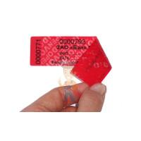 Пломба наклейка номерная НН-1, 20x35 мм - Пломба наклейка номерная НН-2, 22х66 мм