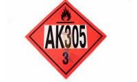 ЗПУ ТП 2800-02 - Знак Аварийная карточка