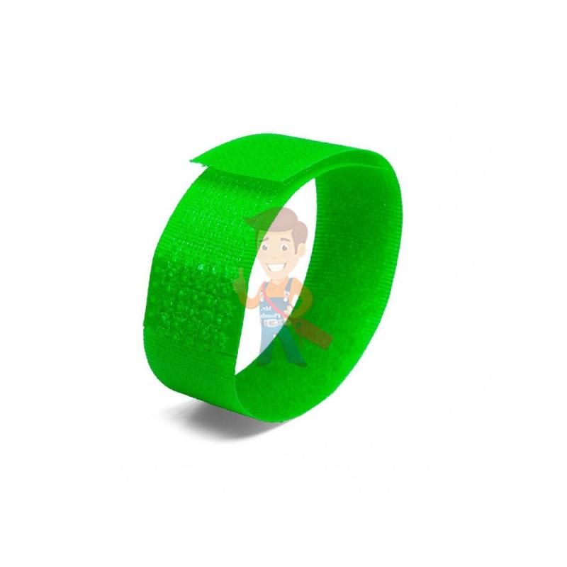 Стяжки велькро КСВ-У 20x200 (зел)