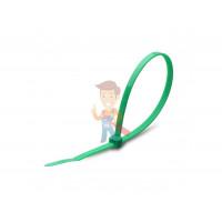 Стяжки нейлоновые КСС 8x400 (зел) (100шт) - Стяжки нейлоновые КСС 3x100 (зел) (100шт)