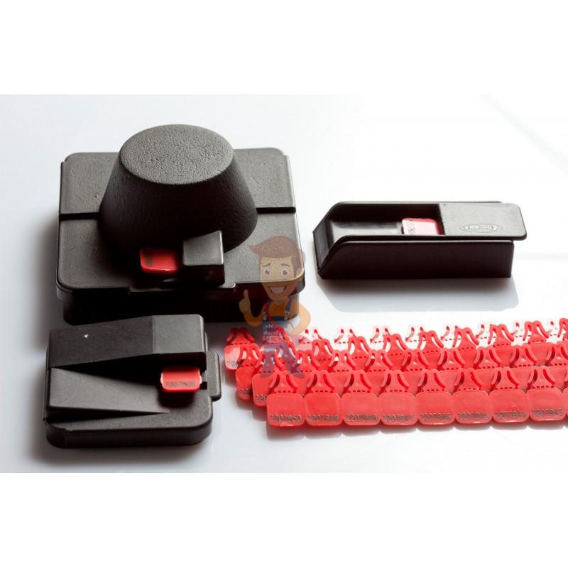 Опечатывающее устройство Envopak 17х28х70мм - фото 2