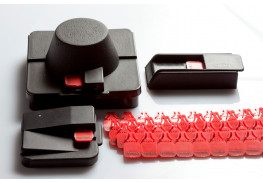 Опечатывающее устройство Envopak 17х50х50мм