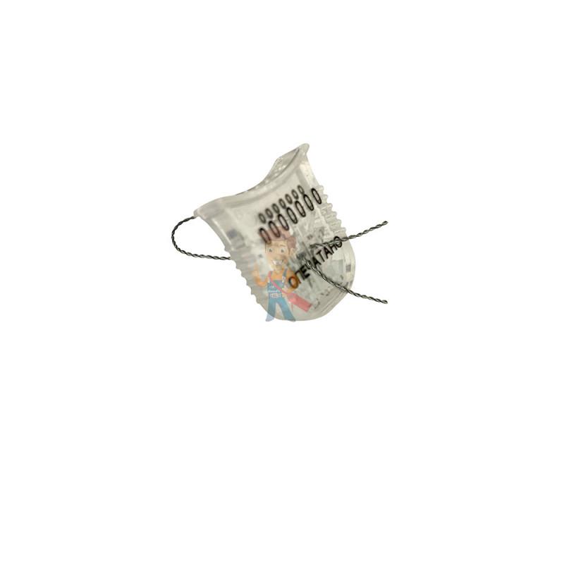 Пломба пластиковая Гарпун - фото 4
