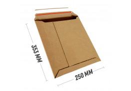 Курьер-пакет В4 250х353 мм из микрогофрокартона 450 гр./м2