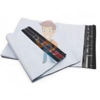 Курьерский пакет 170*240+40 мм, без логотипа, с карманом - Курьерский пакет 150*210+40 мм, без логотипа, без кармана