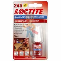 LOCTITE 262 250ML  - LOCTITE 243 5ML