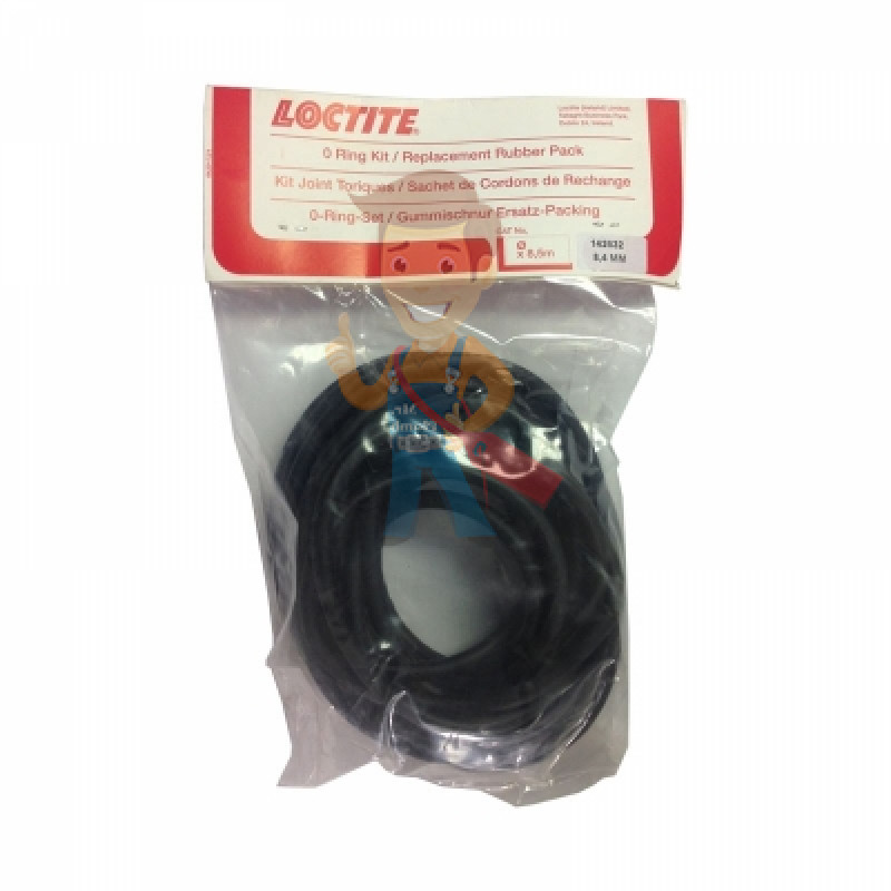 LOCTITE O-RING RUBBER 2,4MM