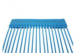 Пластиковые пломбы номерные - Пломба пластиковая КПП-1-2203
