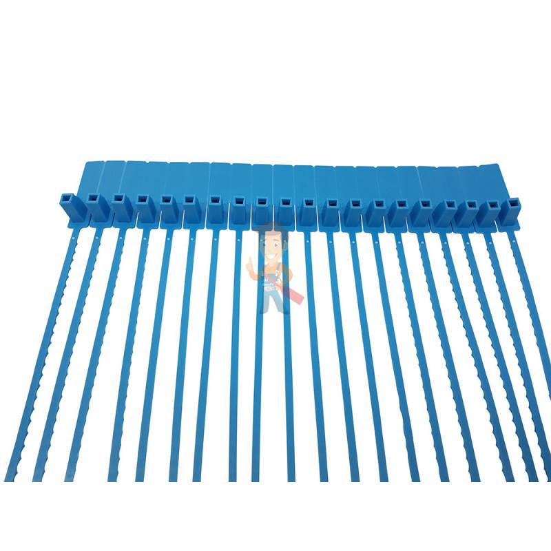 Пломба пластиковая КПП-1-2203 - фото 1