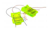 Антимагнитная пломба - Пломба пластиковая Силтэк 2