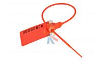 Блокиратор кранов КППК 20 - Пломба пластиковая Универсал 220 (220 мм)