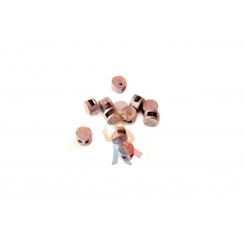 Пломба свинцовая, 10 мм