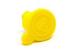 Пломба заглушка на газовый счётчик, желтый