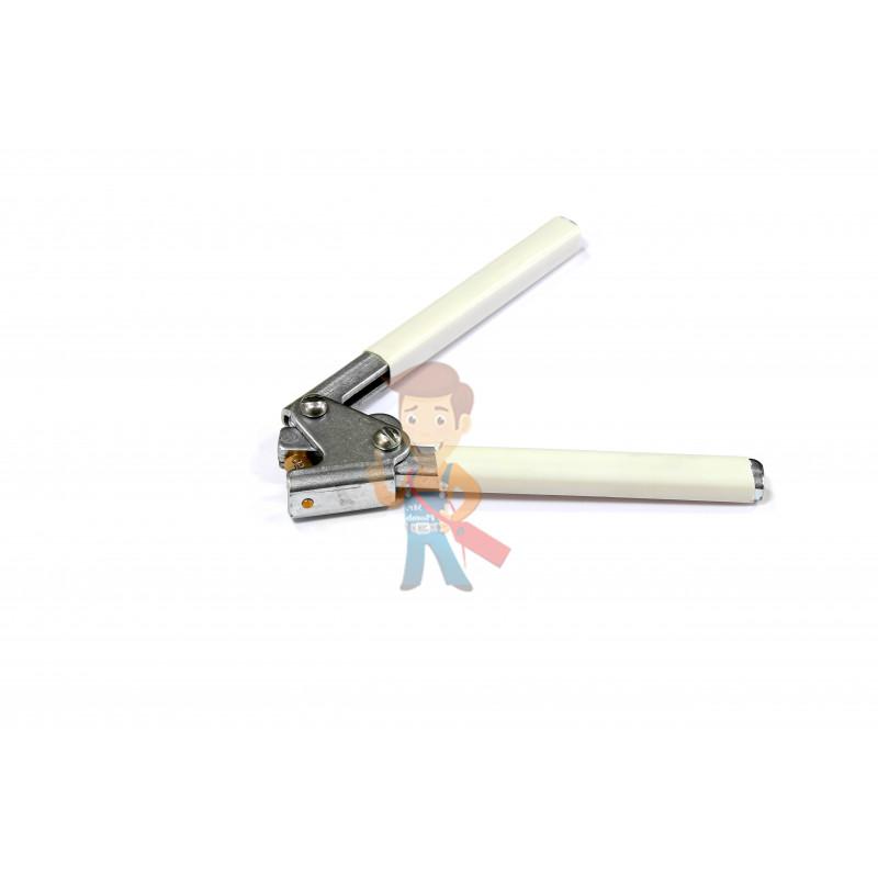 Пломбиратор для свинцовых пломб 10 мм с гравировкой (Универсальный)