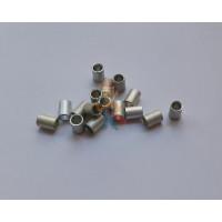 Пломбы свинцовые Гвоздь - Пломбы алюминиевые трубчатые - 10 мм
