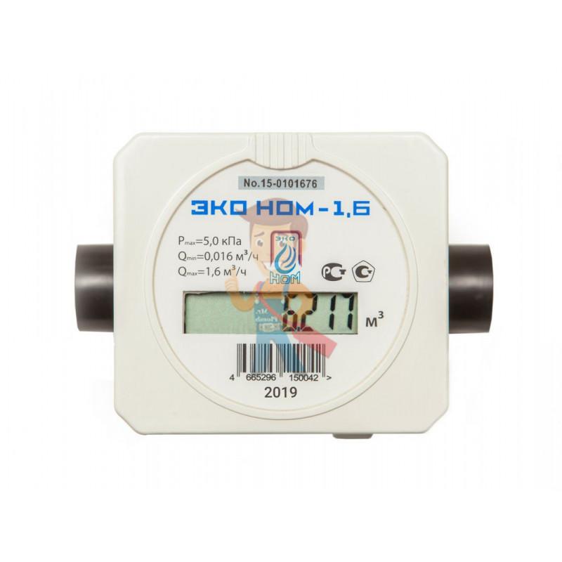 Счетчик газа ЭКО НОМ-СГ 1,6