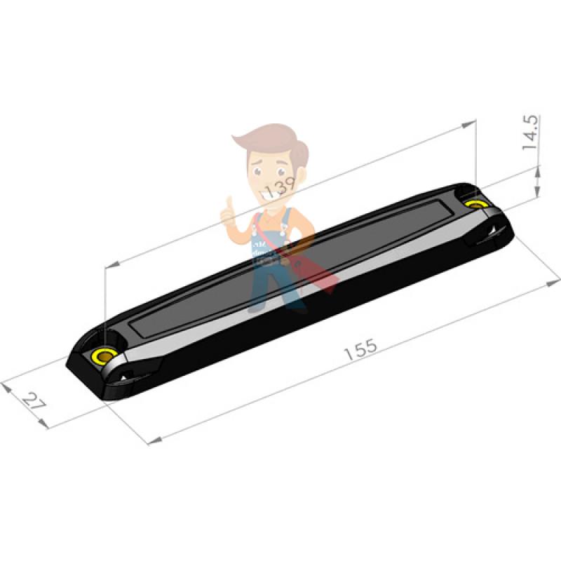 UHF RFID метка на металл в корпусе RU-R181 - фото 4