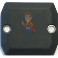 UHF RFID метка на фары автомобиля RUE41C - UHF RFID метка на металл в корпусе RU-R91
