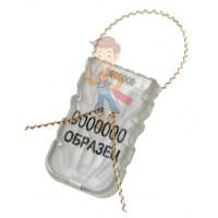 Фора 2+ - Пломба пластиковая СИЛТЭК®-М