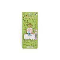 Блокиратор дверей гибкий малый, Lubby, арт.13573 - Заглушки для розеток 6 шт., PALLADIUM BS 46.48