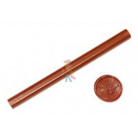 Сургуч декоративный, белый жемчуг - Сургуч декоративный, красно-коричневый