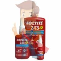 LOCTITE 222 10ML  - LOCTITE 243 50ML
