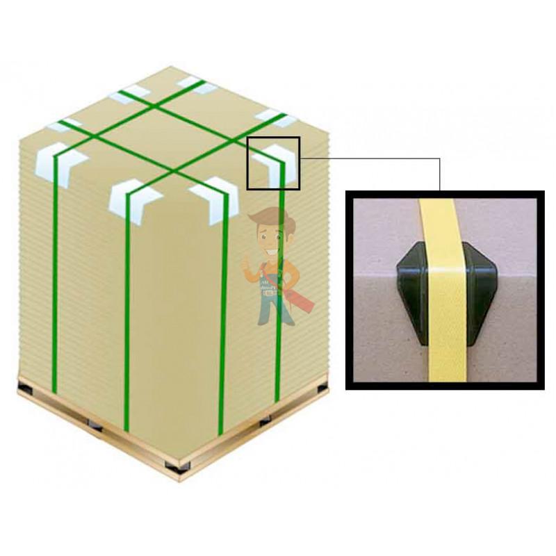Защитный пластиковый уголок (4000шт.)