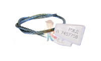 Знак Аварийная карточка - ЗПУ ТП 2800-02