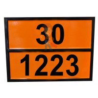 Знак ООН 33/1268 - Знак ООН 30/1223