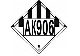 Знак опасности АК 906/9