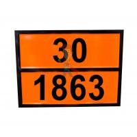 Знак ООН 33/1268 - Знак ООН 30/1863