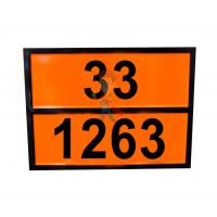 Знак ООН 33/1268 - Знак ООН 33/1263
