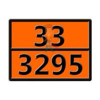 Знак ООН 33/1268 - Знак ООН 33/3295