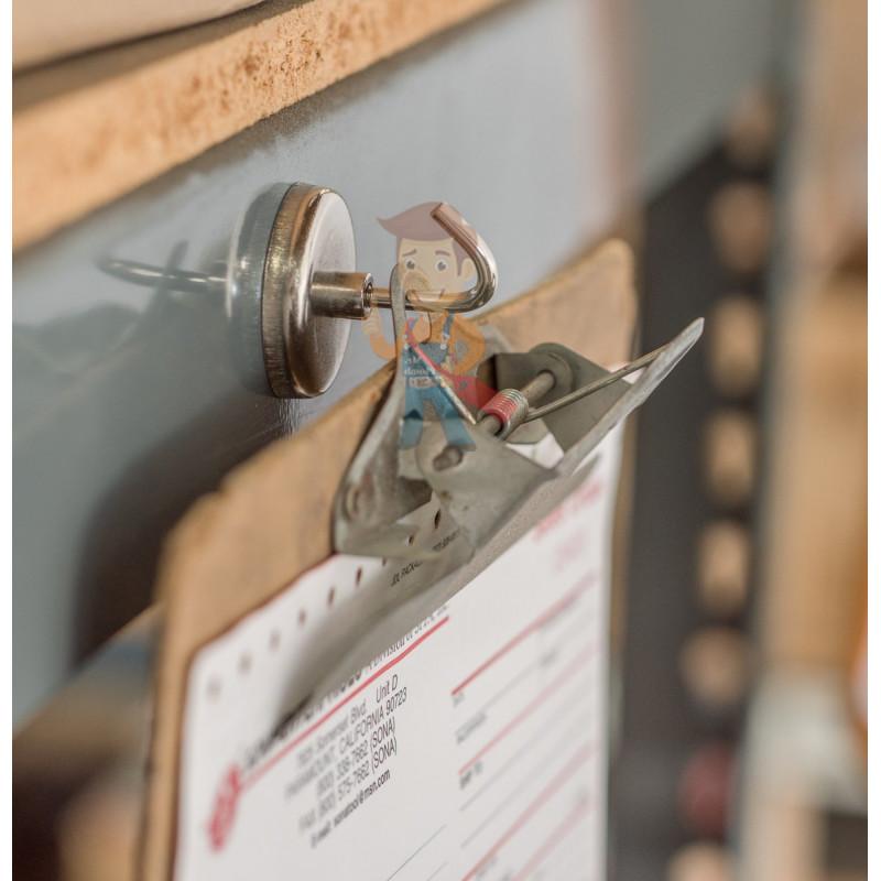 Магнитное крепление с крючком Е60 (М8) - фото 8