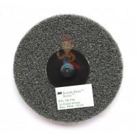 Губка четырехсторонняя, FIN, мягкая, 100 мм х 68 мм х 26 мм, 63198 - Шлифовальный круг Scotch-Brite™ Roloc™ XL-UR, 2S FIN, 75 мм, 17184