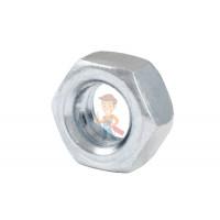 Дюбель распорный Forceberg Home&DIY (тип S) 6х30 мм, для кирпича, бетона, 40 шт - Гайка М4 шестигранная оцинкованная ГОСТ 5915-70 (DIN 934) Forceberg Home&DIY, 50 шт