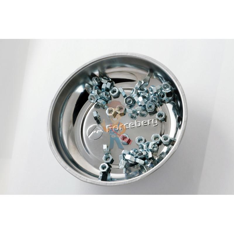Гайка М4 шестигранная оцинкованная ГОСТ 5915-70 (DIN 934) Forceberg Home&DIY, 50 шт - фото 5