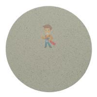 Лист абразивный 401Q, микротонкий, 1500А, 138 мм х 230 мм, Wetordry™ - Круг абразивный , полировальный Trizact™, Р3000, 150 мм.
