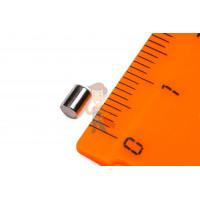 Магнитная застежка 10х2 мм с ПВХ - Неодимовый магнит пруток 3х4 мм