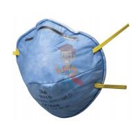 Держатель противоаэрозольных фильтров 3M 2135 и 2138 2 шт./уп. - Полумаска фильтрующая, класс защиты FFP1 NR D  от запахов кислых газов