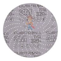 Лист шлифовальный для удаления сильных загрязнений A MED коричневый 158 мм х 224 мм - Шлифовальный круг Клин Сэндинг, 320+, 150 мм, Cubitron™ II, Hookit™ 775L, 5 шт./уп.