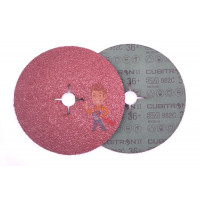 Лист шлифовальный для удаления сильных загрязнений A MED коричневый 158 мм х 224 мм - Фибровый шлиф. круг 982С Cubitron™ II, 36+, 125 мм х 22 мм, 3 шт./уп.