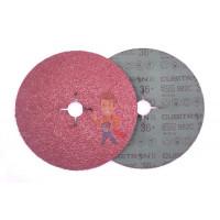 Губка Четырехсторонняя, CRS, жесткая, 96 мм х 66 мм х 25 мм, 5 шт./уп. - Фибровый шлиф. круг 982С Cubitron™ II, 36+, 125 мм х 22 мм, 3 шт./уп.