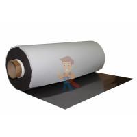 Магнитный винил без клеевого слоя 0.62 x 1 м, толщина 2.0 мм - Магнитный винил с клеевым слоем, рулон 0.62х30 м, толщина 0.9 мм
