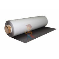 Магнитные виниловые наклейки Forceberg 4x4 см, 50 шт - Магнитный винил с клеевым слоем 0.62 x 30 м, толщина 0.25 мм