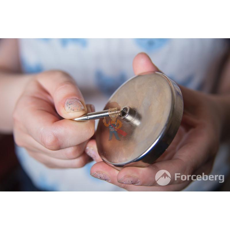 Магнитное крепление с крючком 7,5 см, Forceberg - фото 2