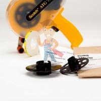 Диспенсер-Пистолет для упаковочной клейкой ленты - Аппликатор для лент Scotch® ATG 700
