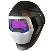 Защитные закрытые очки 2890 из поликарбоната, с непрямой вентиляцией - Щиток защитный лицевой сварщика SG9100 со светофильтром Speedglas 9100X, 5/8/9-13 Din