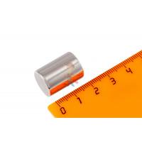 Магнитное крепление с отверстием В75 - Неодимовый магнит пруток 15х20 мм, диаметральное
