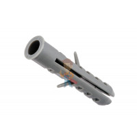 Дюбель универсальный Forceberg Home&DIY (тип U) 5х32 мм, для кирпича, газобетона, гипсокартона, 40 шт - Дюбель распорный Forceberg Home&DIY (тип S) 6х30 мм, для кирпича, бетона, 40 шт